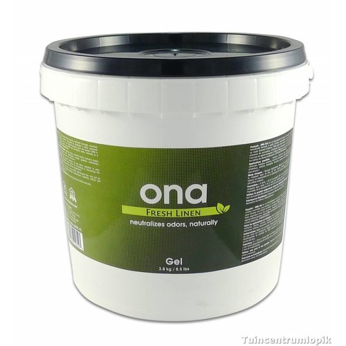 Ona Gel Fresh linen  4 ltr
