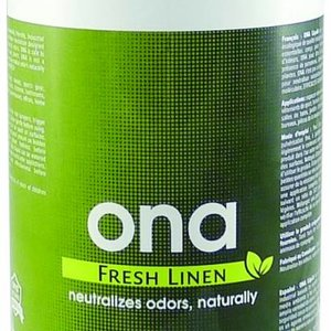 ONA LIQUID Fresh linen 1 ltr