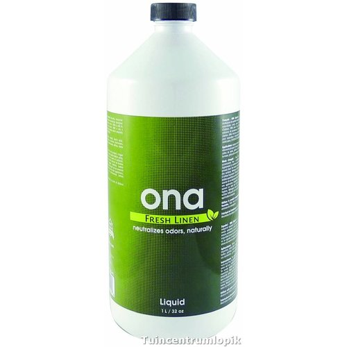 Ona LIQUID Fresh linen 1 ltr