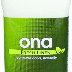 ONA LIQUID Fresh linen 4 ltr