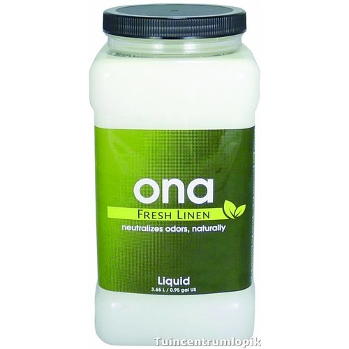 Ona LIQUID Fresh linen 4 ltr