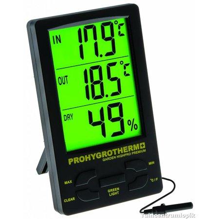Garden high pro  GHP Thermo-/ Hygrometer PRO