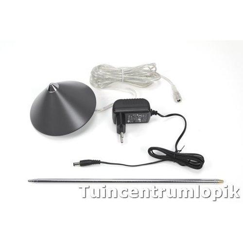 Parus iSun PotLed (KOPER) 7W  met controller