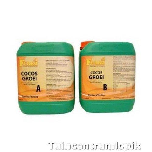 Ferro Coco Groei  A&B 10 ltr