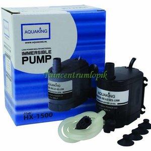 AQUAKING HX-1500 WATERPOMP (400 L/U)