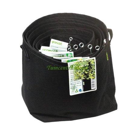 Gronest Gronest Aqua Breath Fabric Pot 15 ltr 24.5x24.50x25 cm