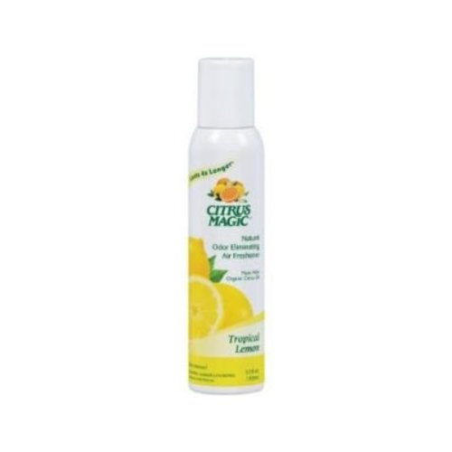 Citrus Magic TROPICAL LEMON SPRAY 103 ML