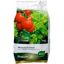 Bio moestuinplanten voeding 7 kg