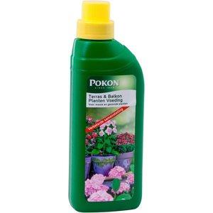POKON  Terras & Balkon Planten Voeding 1 ltr