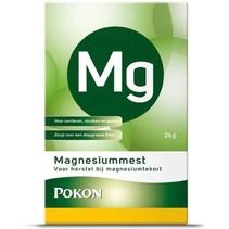 Magnesiummest  2 kg