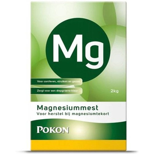 POKON  Magnesiummest  2 kg