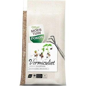 Pokon vermiculiet 6 ltr
