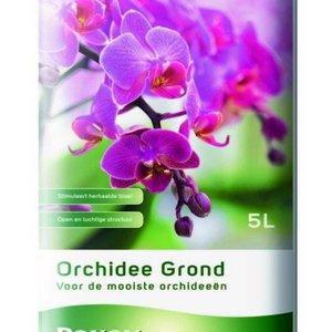 POKON  ORCHIDEE GROND 5 LITER