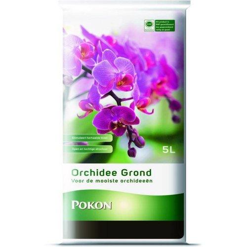 Pokon Orchidee Grond 5 ltr