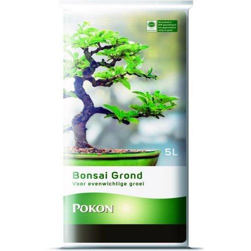 POKON  POKON BONSAI GROND 5 LITER