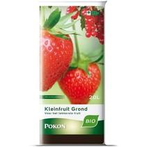 Bio Kleinfruit Grond 20 ltr