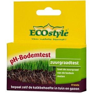 ECOstyle PH-BODEMTEST (8 STUKS)
