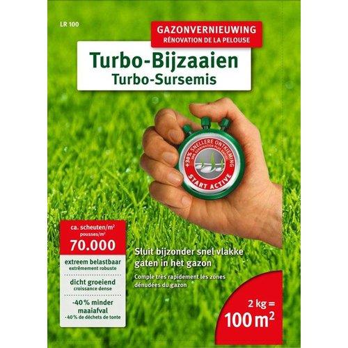 WOLF GARTEN  LR 100 TURBO-BIJZAAIEN 2KG