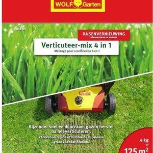 WOLF GARTEN  V-MIX 125 VERTICUTEERMIX 4KG = 125 M²