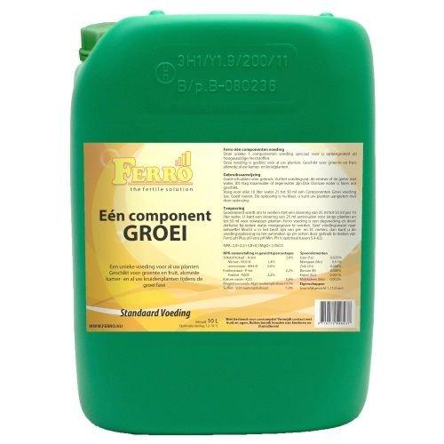 Ferro 1 Component Groei 10  ltr