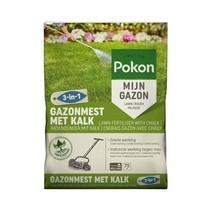 GAZONMEST MET KALK 3-IN-1 75M²