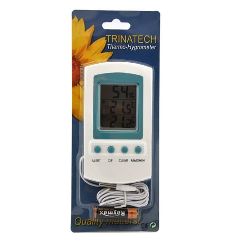 TRINATECH THERMO-HYGROMETER MET VOELER