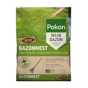 POKON  GAZONMEST VOOR 75 M²