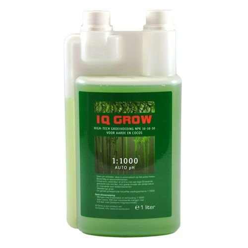 ION QUEST IQ Grow 1 ltr