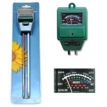 TriMeter pH en vocht bodem meter
