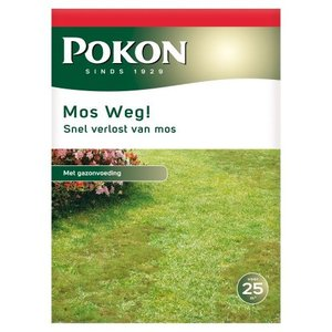 POKON  MOS WEG! 875 GRAM 25M²