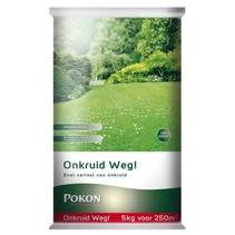 ONKRUID WEG! 5 KG 250M²