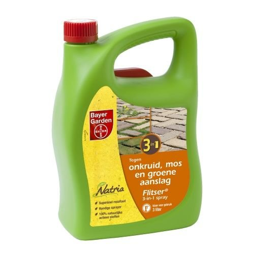 BAYER GARDEN  NATRIA FLITSER 3-IN-1 SPRAY 3 LITER