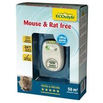 MOUSE & RAT FREE 50M² SINGLE PROTECT - 1 KAMER
