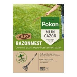 POKON  BIO GAZONMEST VOOR 30 M²