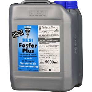 Hesi Fosfor Plus 5 ltr