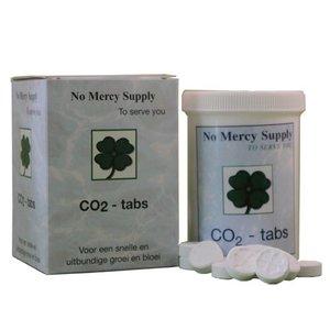 No Mercy Supply CO2-Tabs 60 Tabs stuks