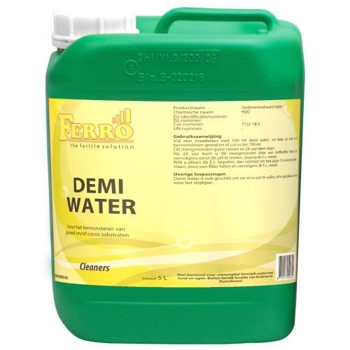 Ferro Demi Water 5 ltr