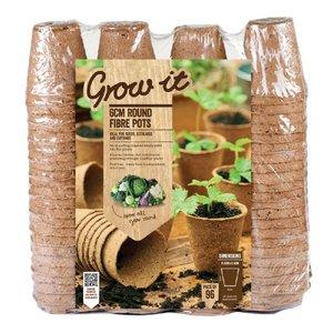 Grow-it Ronde Vezel Pot 6cm 96 st.(12) 083.25