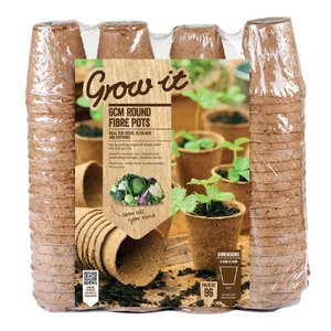 Grow-it Ronde Vezel Pot 6cm 96 st.(12) 083.25