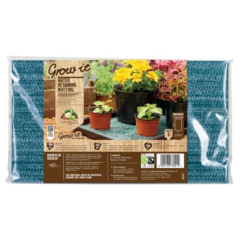 Grow-it Grow-it bewateringsmat 5 vellen (20) 760.01