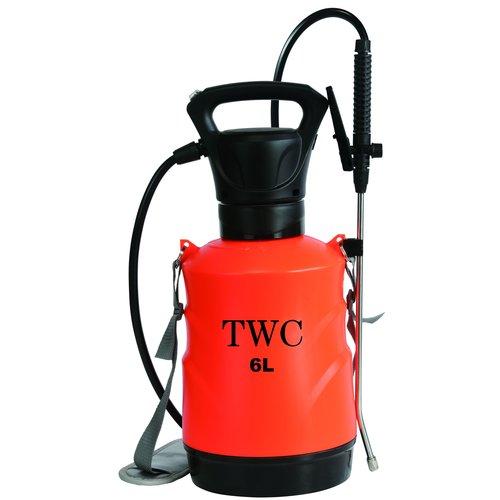 RP pump TWC Battery spray  Druk spuit 6 liter