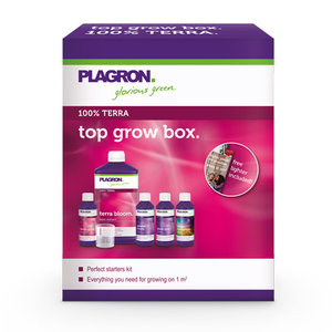 PLAGRON TOP GROW BOX 100% TERRA