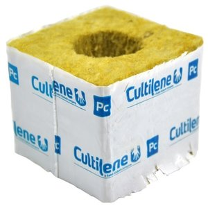 Cultilene PC STARTBLOK 7.5 X 7.5 X 6.5CM GAT Ø35/38MM PER 5 STUK