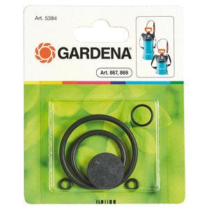 GARDENA GARDENA AFDICHTSET VOOR 12L RUGSPUIT 884 EN 885 ART.NR.