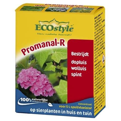 ECOSTYLE PROMANAL-R CONCENTRAAT 50 ML SPINT, WOL-, DOP- EN SCHILDLUIS