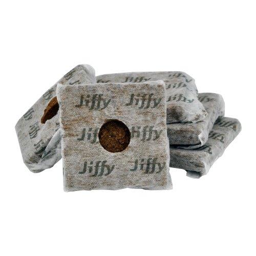 Jiffy JIFFY GROW BLOCK 10 X 10 X 6.5 CM PER STUK