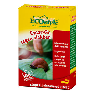 ECOSTYLE ESCAR-GO 200 GRAM SLAKKENKORRELS