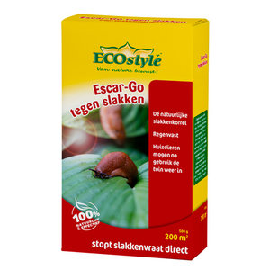 ECOSTYLE ESCAR-GO 500 GRAM SLAKKENKORRELS