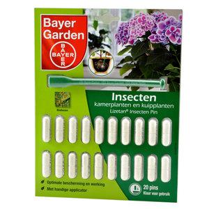 BAYER GARDEN  LIZETAN INSECTENPIN (20 PINS)