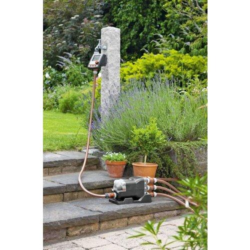 GARDENA GARDENA WATER CONTROL 6-WEG AUTOMATISCHE WATERVERDELER